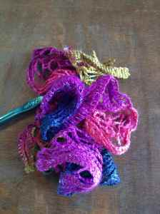 Crocheted Fullness
