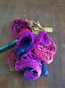 Crocheted Fullness