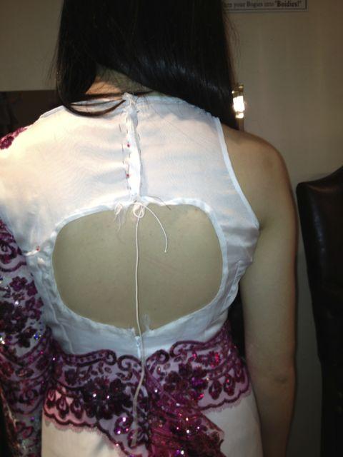 Back Elastic