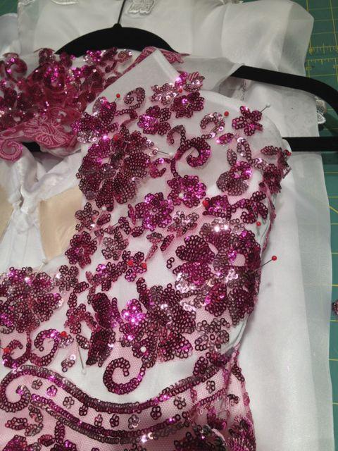 Pining  Lace