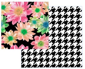 2 Fabric Prints