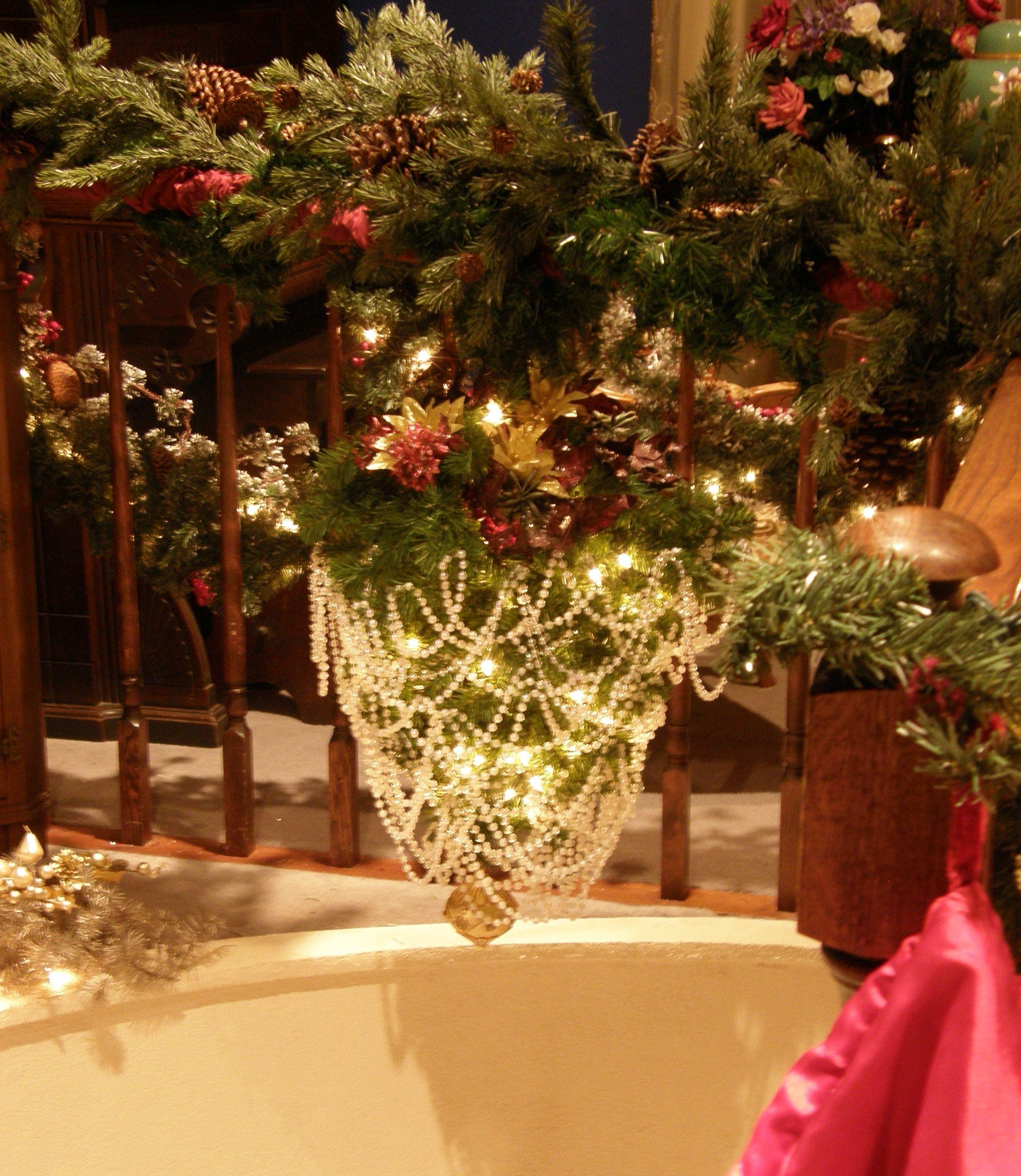 Christmas Decorations 3 – Boudoir Tree