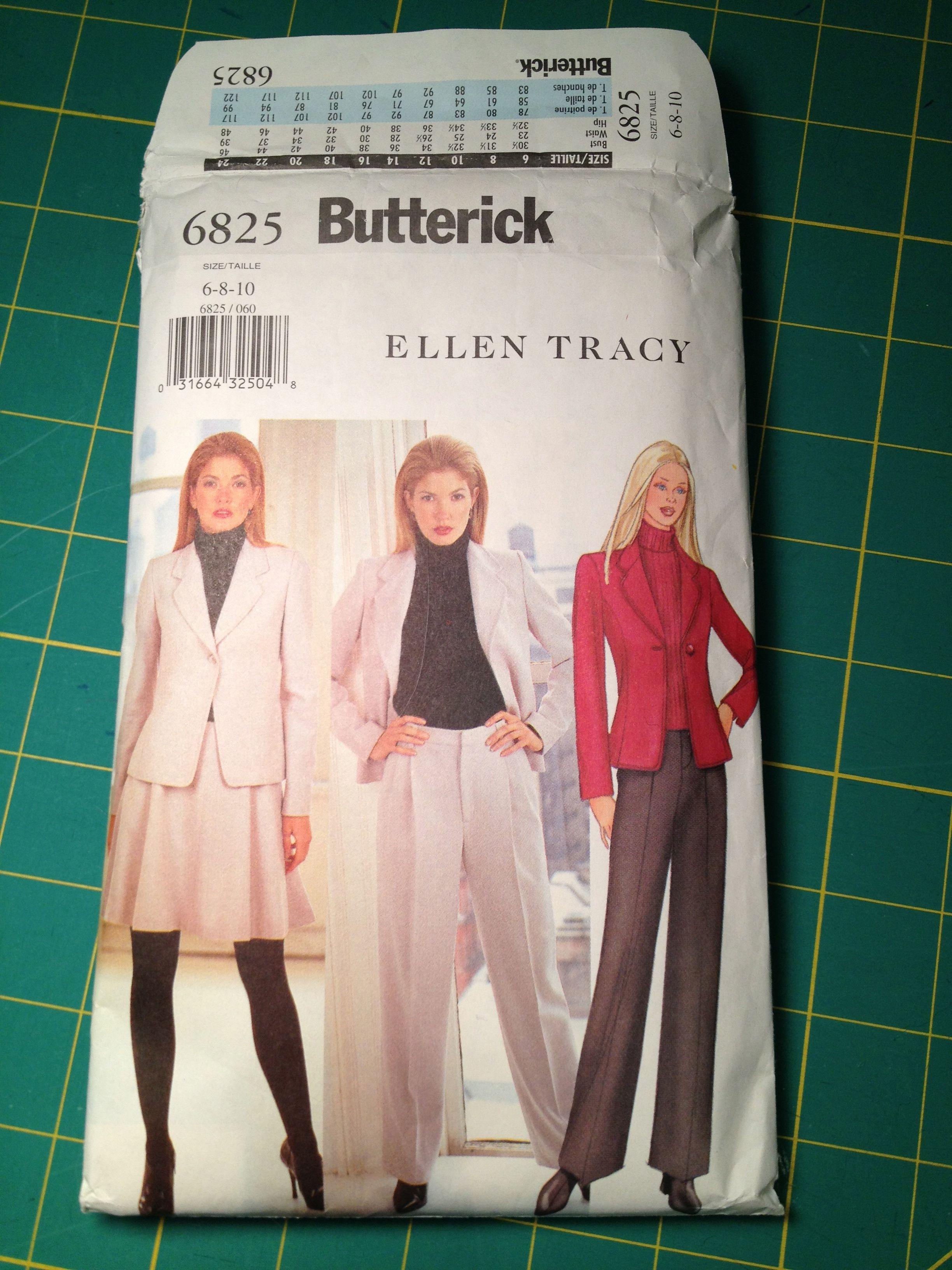 Boucle Jacket Pattern Down The Jacket Patterns i