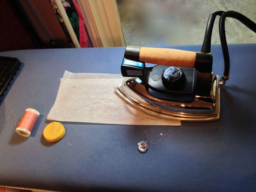 Waxing Thread