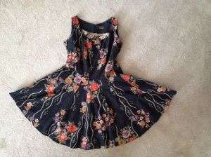 Japanese Cotton Dress