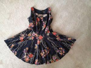 Japanese Cotton Dress