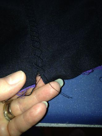 Zipper Cut