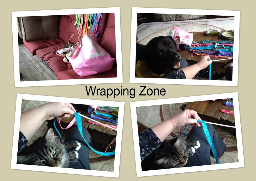 Wrapping Zone