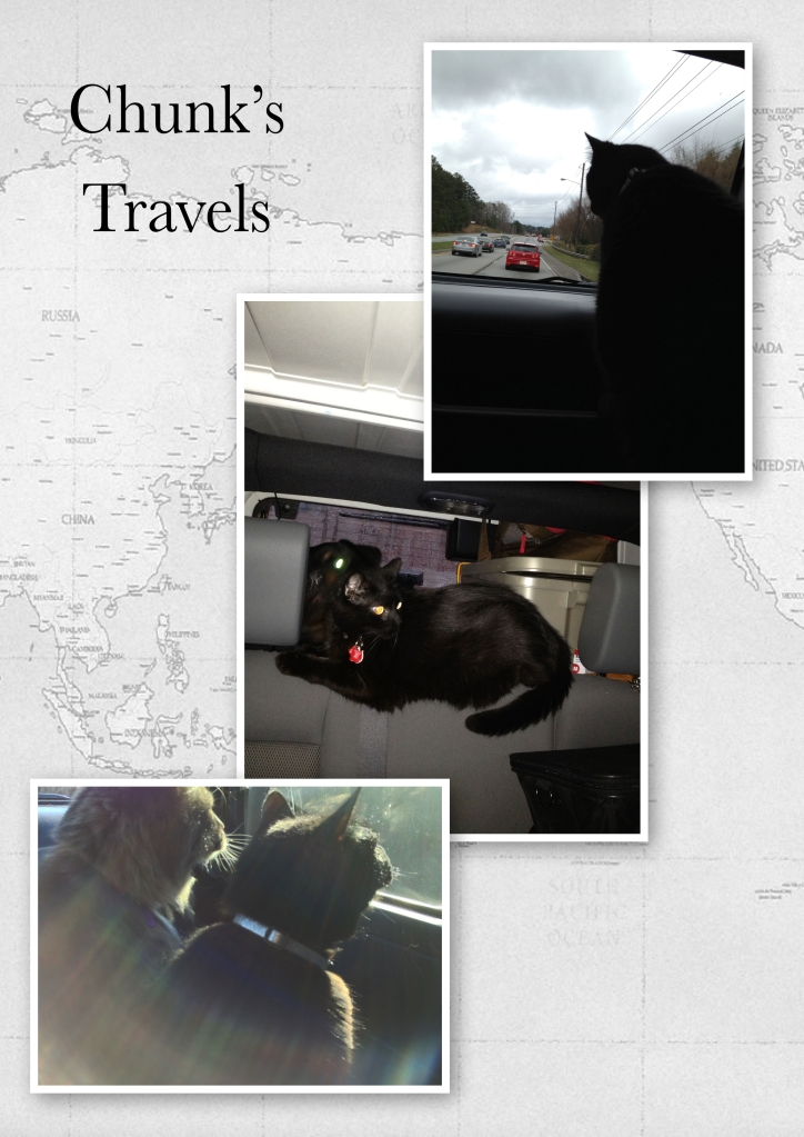 Chunk's Travels